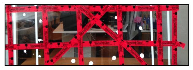 schaufenster vandalismus zeugen schneider joyce