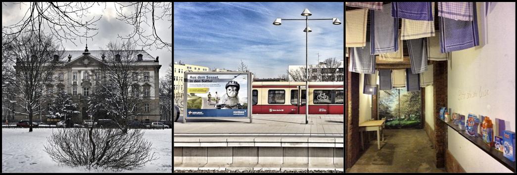 Instagram Gregor Klar, Amtsgericht Charlottenburg, S-Bahnhof Charlottenburg, La Lavanderia Vecchia
